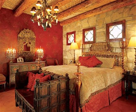 bedroom spanish decor to adore day 11 spanish colonial interiors