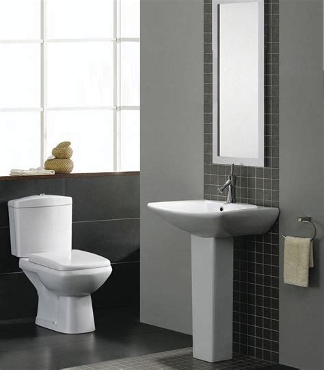 Elizabeth Modern Bathroom Suite White Bath Toilet Sink Modern Bathroom Suite