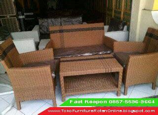 Kursi Ruang Tamu Dari Rotan sofa rotan ruang tamu jual kursi sofa rotan harga kursi sofa rotan industri pabrik toko