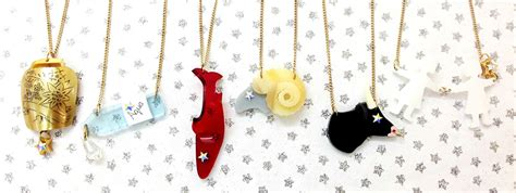 Tatty Devines Ss07 Jewellery Collection Available Now by Astrology Pisces Tatty Zodiac Jewelry Is