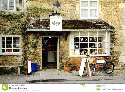 English Cottage House Plans english bakery royalty free stock photos image 22121198