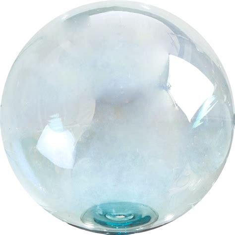 glass balls sky
