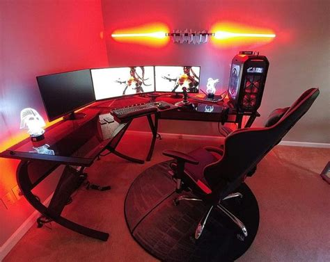 how to make a gaming desk 25 best gaming computer ideas on cool