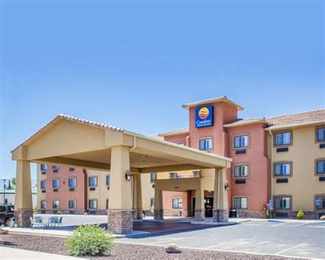 Comfort Suites Arizona by Comfort Inn Suites Safford Az Hotel Reviews