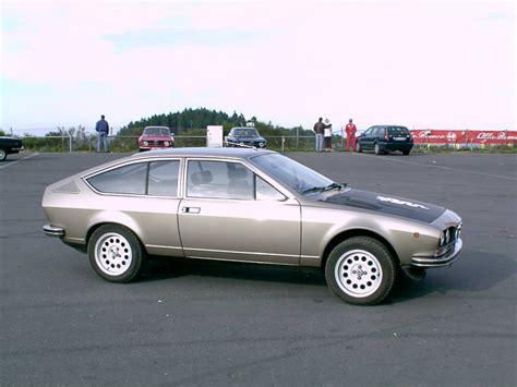 1976 Alfa Romeo by Lettfrogudod 1976 Alfa Romeo Alfetta Gtv 20
