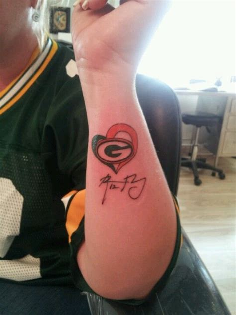 packers tattoo 1000 images about green bay packers s on