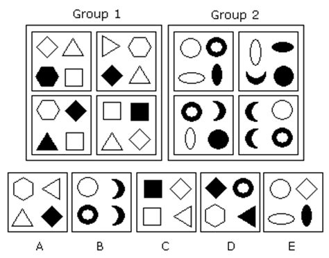 pattern psychometric test abstract reasoning exle volvoab