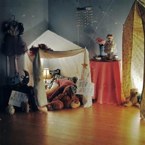 kids bedroom fort pillow fort favorite places spaces pinterest forts