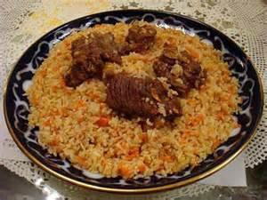 recette de polo cuisine ouighour