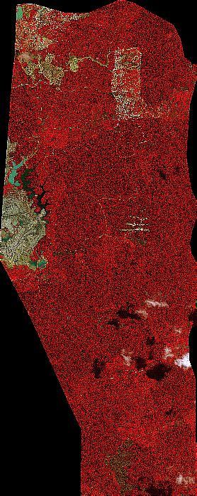 Aster Kombinasi februari 2014 jual citra satelit resolusi tinggi