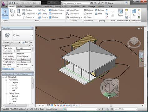 revit road tutorial bungalow design in revit joy studio design gallery