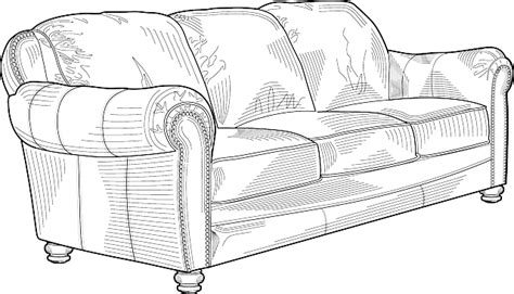 Sketch Sofa Chair Black by Sleeping In Chair Wallpaper