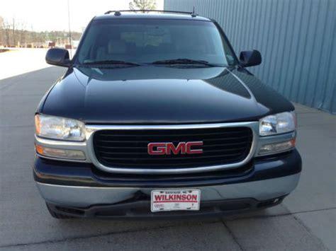 2005 gmc yukon slt ebay find used 2005 gmc yukon xl slt vortec v8 company vehicle no reserve last bid wins noresrv in
