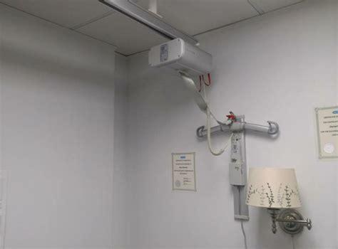 ceiling lift for handicap transfers auto design tech