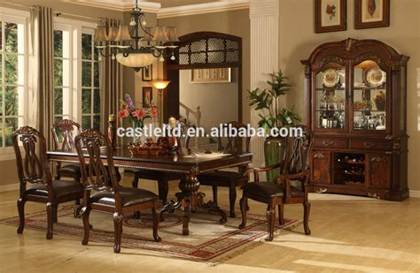 Hotel Dining Room Furniture Wholesale Antique Wooden Dining Room Set Home Hotel Dining Furniture Alibaba