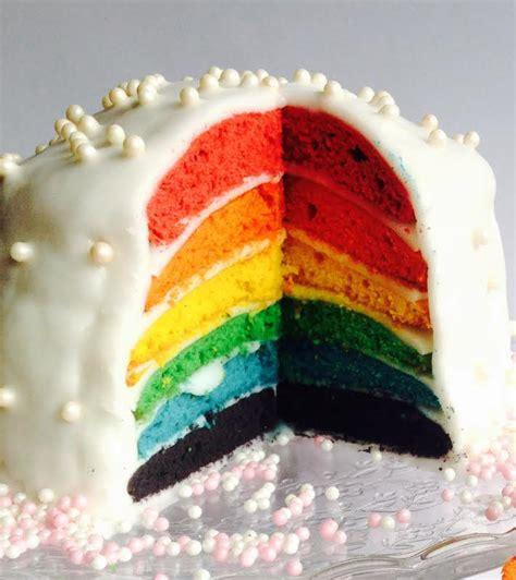 Fertig Ausgerollte Fondant Decke by Regenbogenkuchen весёлый торт радуга Veronika