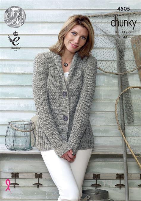 chunky cardigan knitting pattern free 25 unique chunky knitting patterns ideas on