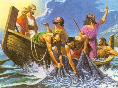 imagenes de la pesca milagrosa formaci 243 n pastoral para laicos la pesca milagrosa