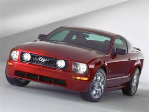 2005 ford mustang gt front angle studio 1280x960