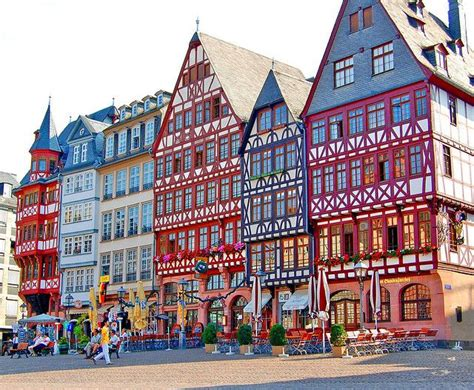 Maison Du Monde Frankfurt by Historic Houses In Frankfurt Germany