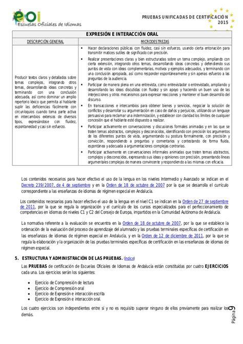 escribir ficcin gua gu 237 a del alumnado c1 ingl 233 s eoi andaluc 237 a