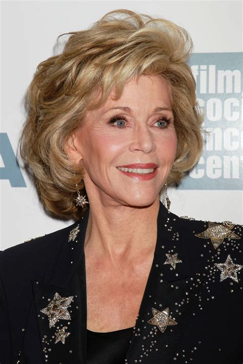 Recent Jane Fonda Picture | jane fonda 2015 chaplin award gala in new york city