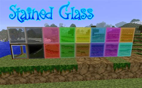 colored glass minecraft syrup s mods stained glass free minecraft skins