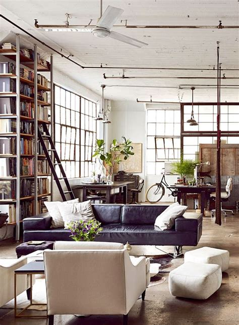 Loft Wohnen by 25 Best Ideas About Loft Living Rooms On Loft