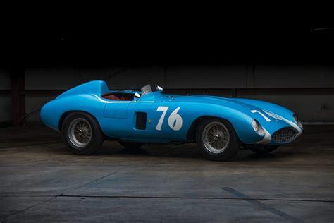 Ferrari 0546lm by 1955 Ferrari 121 Lm