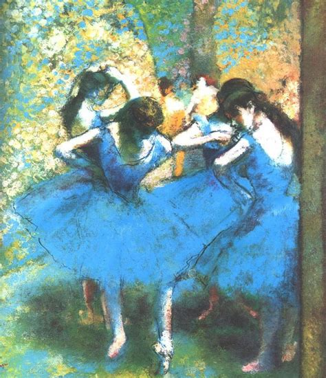8296 Kid Blue 20 best edgar degas project for images on