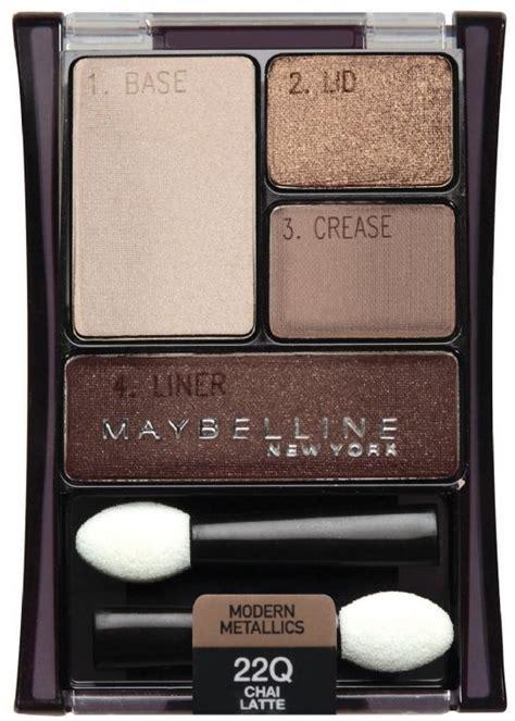 Maybelline Eyeshadow maybelline expertwear eyeshadow in chai latte reviews