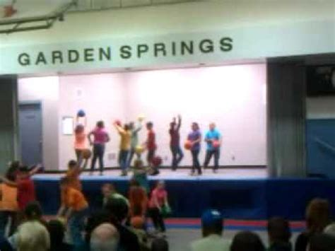 Garden Springs Elementary by Aaron The Pe Pro At Garden Springs Elementary School