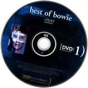 bowie best of david bowie best of bowie 2 dvd 2002 digipak