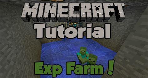 tutorial zombie house minecraft tutorial skeleton zombie exp farm minecraft