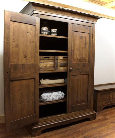 farmhouse armoire farmhouse armoire liken woodworks