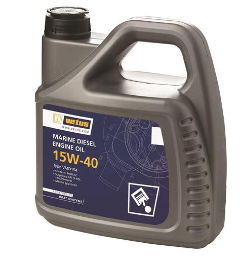 vetus marine diesel engine mineral oil  litre