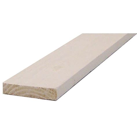 aeratis common 1 in x 4 in x 16 ft actual 0875 in x 3125 in x 16 ft ft weathered wood pvc porch flooring trim board primed finger joint common 1 in x 4 in x 12 ft actual 719 in x 3 5 in x 144
