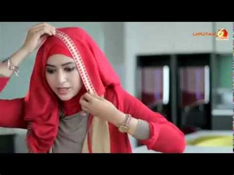 tutorial hijab natasha farani liputan 6 tutorial jilbab pashmina untuk menghadiri acara semi