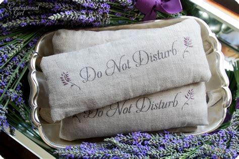 How To Make A Lavender Eye Pillow by Diy Lavender Eye Pillows