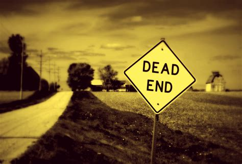 Dead End Dead End Brian Gaynor Photography