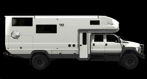 Earth Home Floor Plans Earthroamer Xv Hd Supersizes Expedition Vehicles Preview