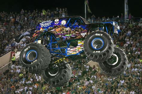 son of grave digger monster truck son uva digger monster jam