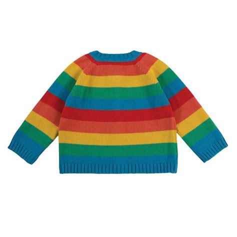 Rainbow Cardigan 1 frugi happy day cardigan happy rainbow