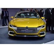 VW Sport Coupe GTE Concept Knows How You Feel &187 AutoGuidecom News