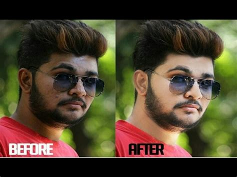 vector face tutorial photoshop cs6 face editing tutorial in photoshop cs6 without selection