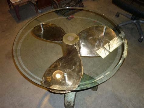 boat propeller table propeller table hermitage road antiques