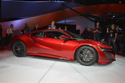 2016 acura nsx picture 610698 car review top speed