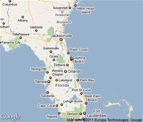 map port orange florida port orange map