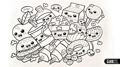 chibi food coloring pages cute kawaii food coloring pages kawaii chibi dancing food
