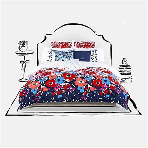 Kate Spade Set 2in1 kate spade new york poppy fields mini comforter set bed bath beyond